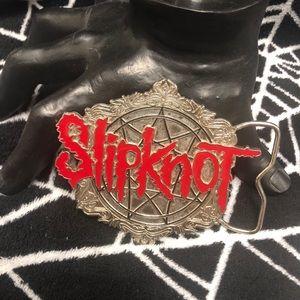 Slipknot Belt Buckle 🖤